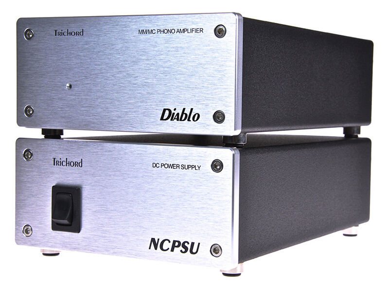 Trichord Research Diablo Phono Stage