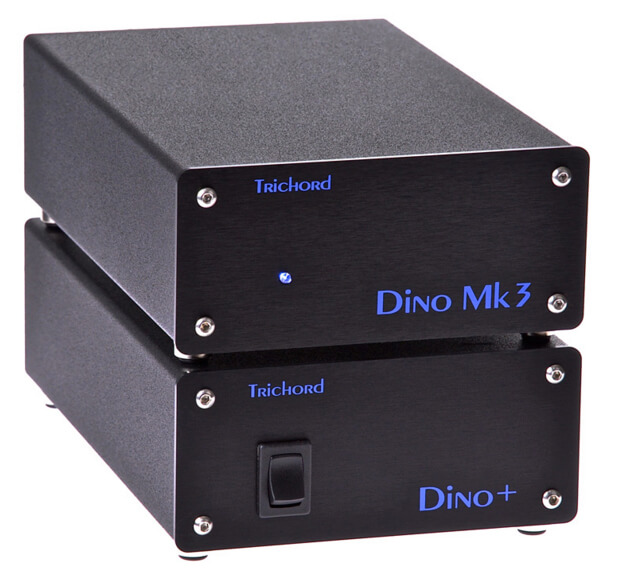 Trichord Research Dino+ dc power supply