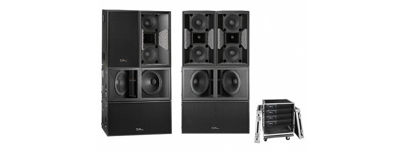 Ohm TRS Touring Systems