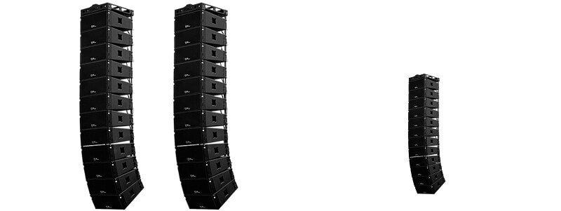 Ohm Line Array System