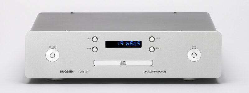 Sugden Audio Fusion 21 cd-speler