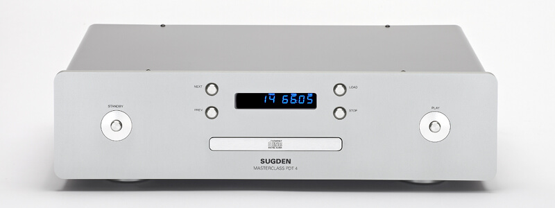 Sugden Audio Masterclass PDT-4 cd-speler